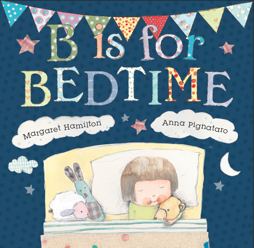 Cover of B is For Bedtime